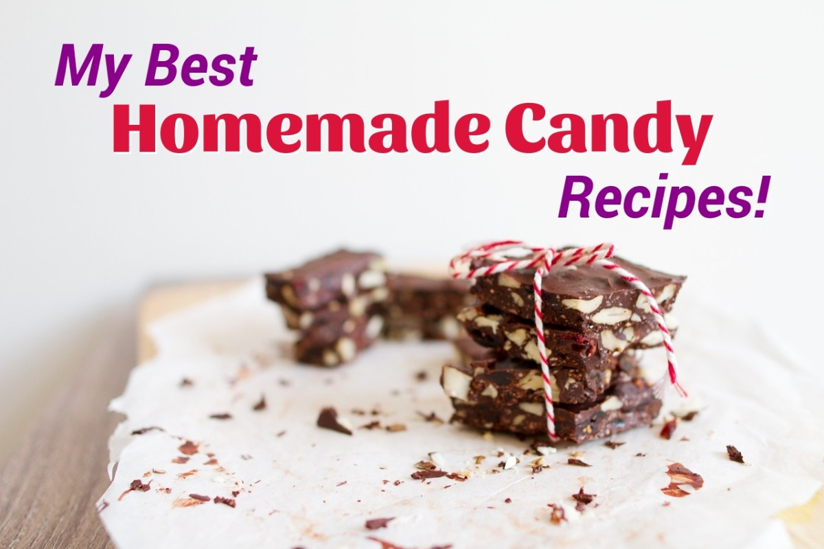 Homemade Candy Recipes: 11 All-Time Favorites