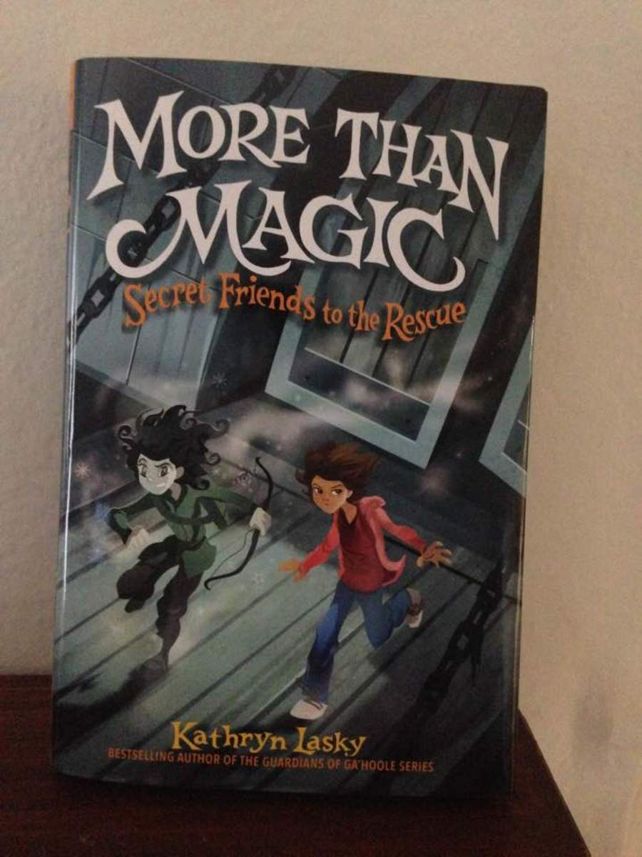 """""""More Than Magic"""":  Girl Power Rocks in a Magical and Empowering Story of Strength and Friendship"""