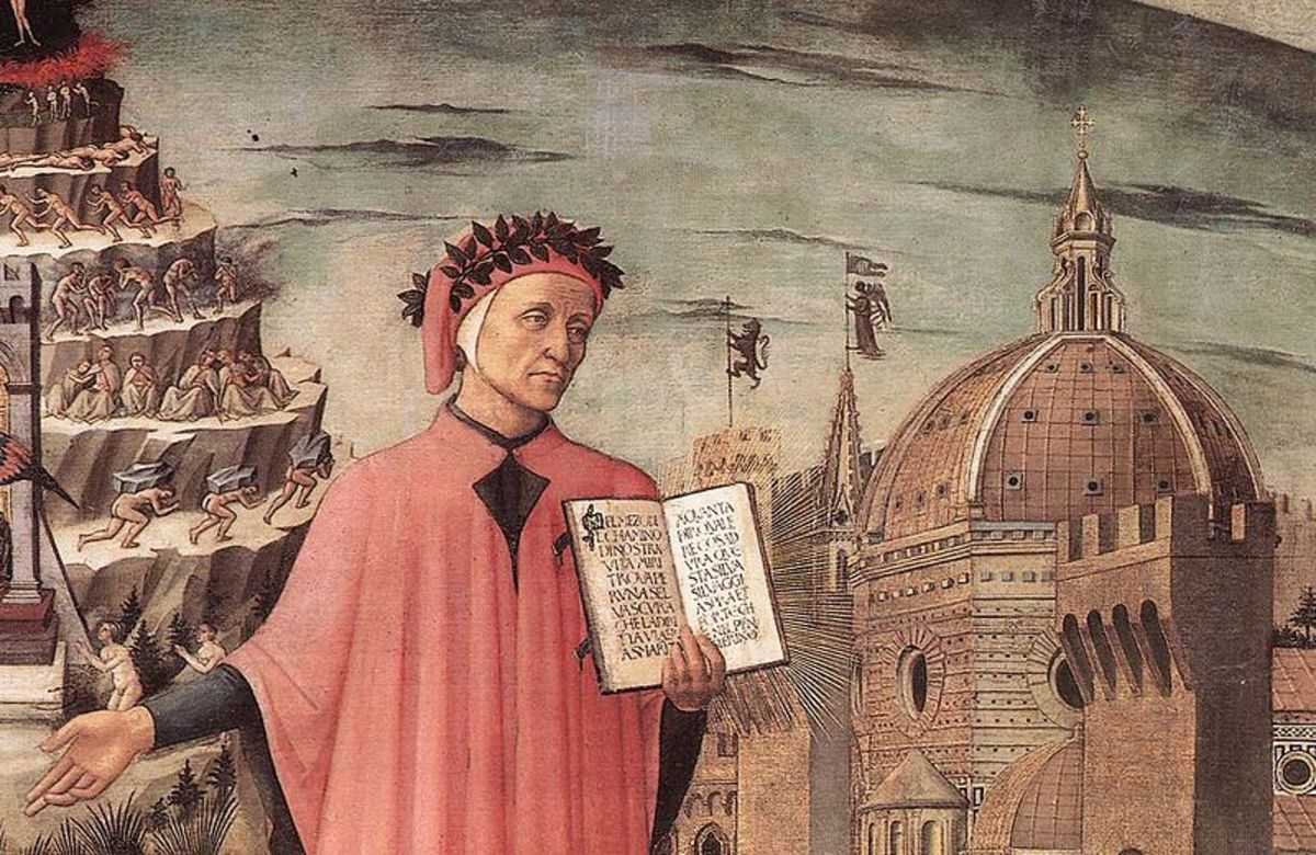 dante alighieri and beatrice