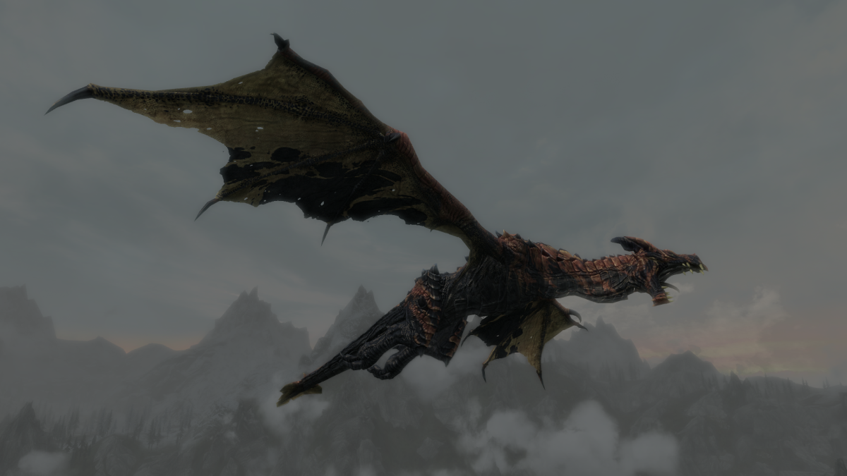 Accepting Your Fate as The Dragonborn in The Elder Scrolls V: Skyrim