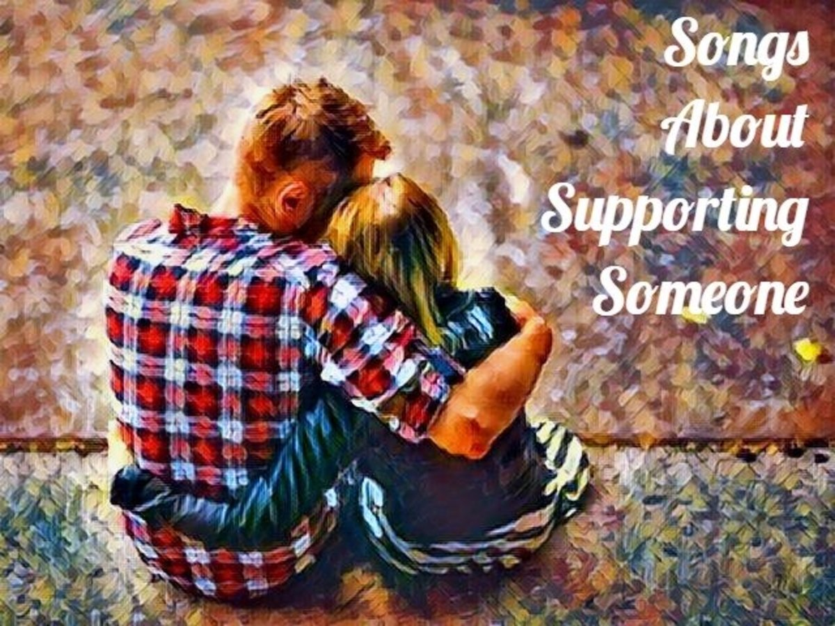 """Do you have a friend or loved one who is going through a tough time?  Let them know that you care with this """"I'm Here For You"""" Playlist.  We have a long list of pop, rock and country songs to help you demonstrate your support."""