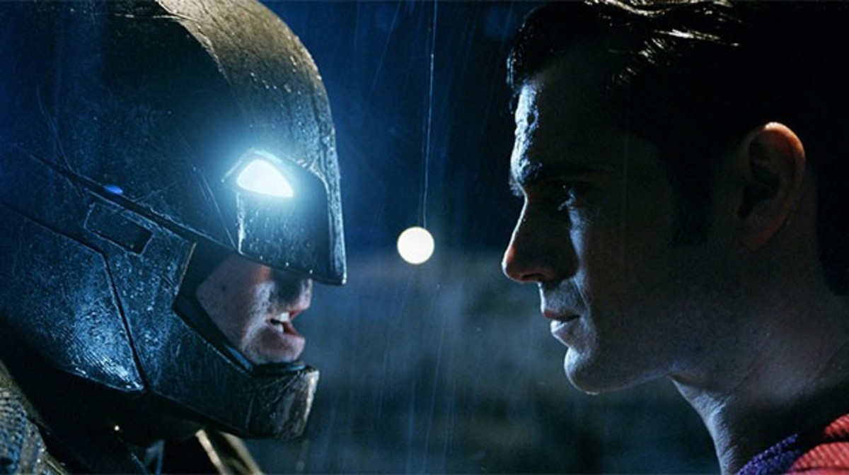 Batman v Superman: Theatrical v Extended