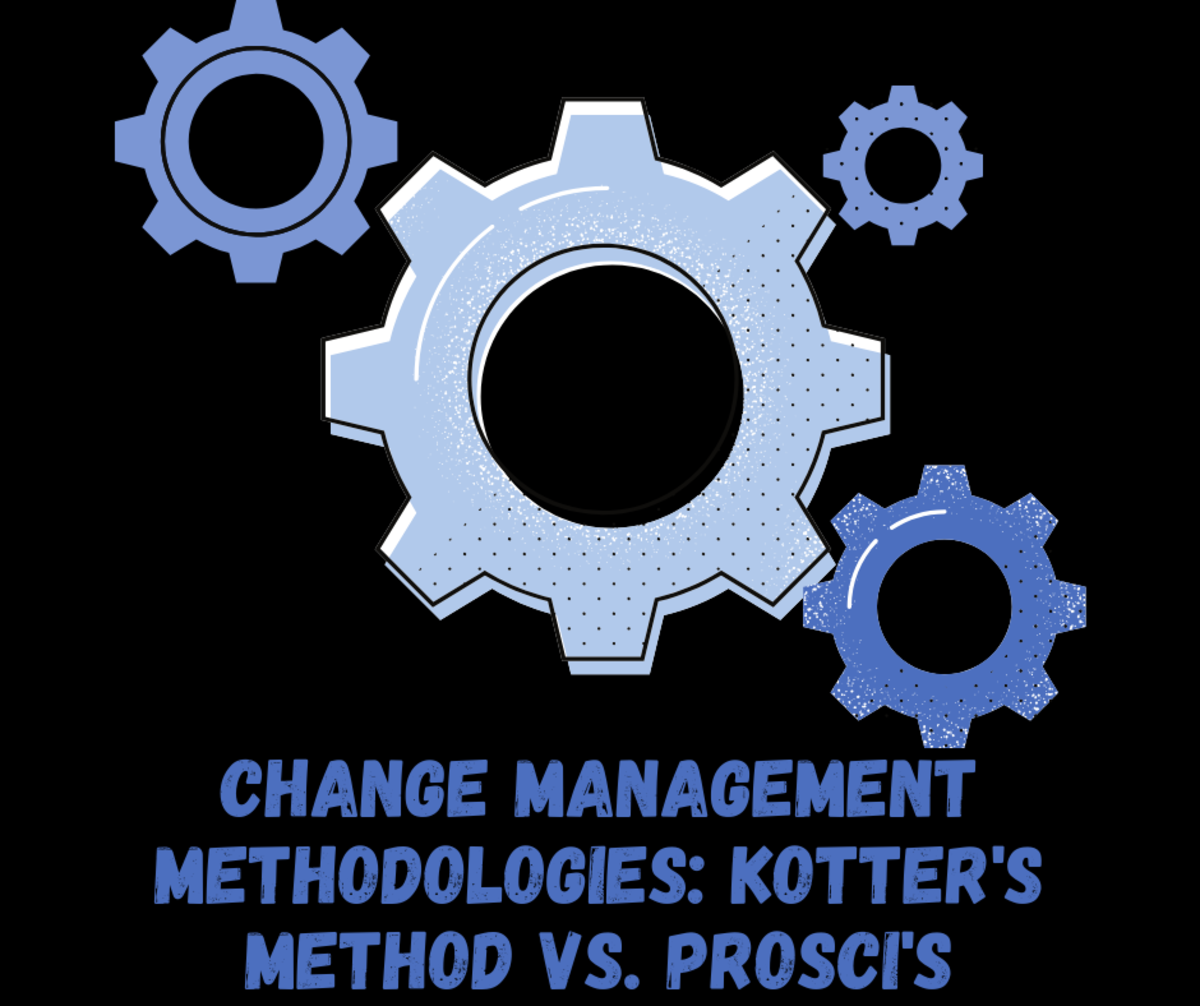 Change Management Methodologies: Kotter's Method vs. Prosci's