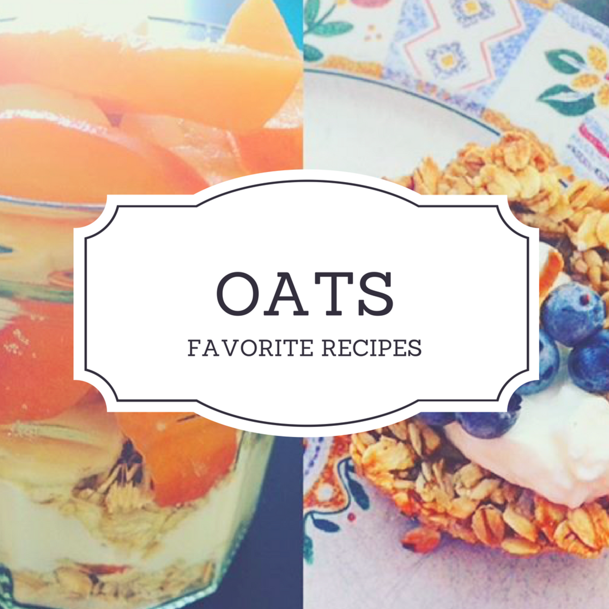 Powerful Oats: My Favorite Warm and Cold Oatmeal Recipes