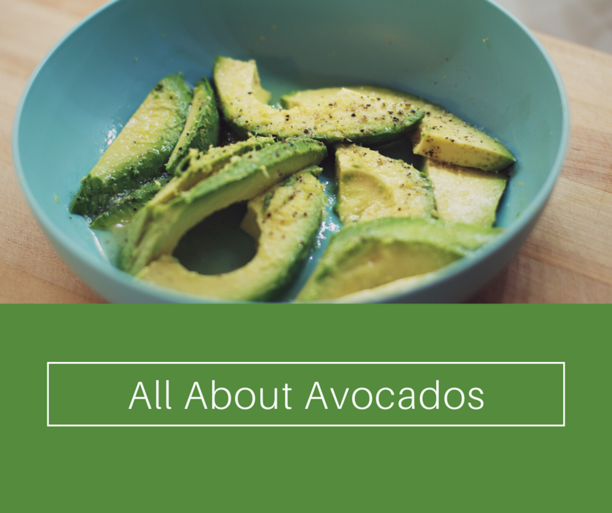 Exploring Avocado: It's Not Just for Guacamole