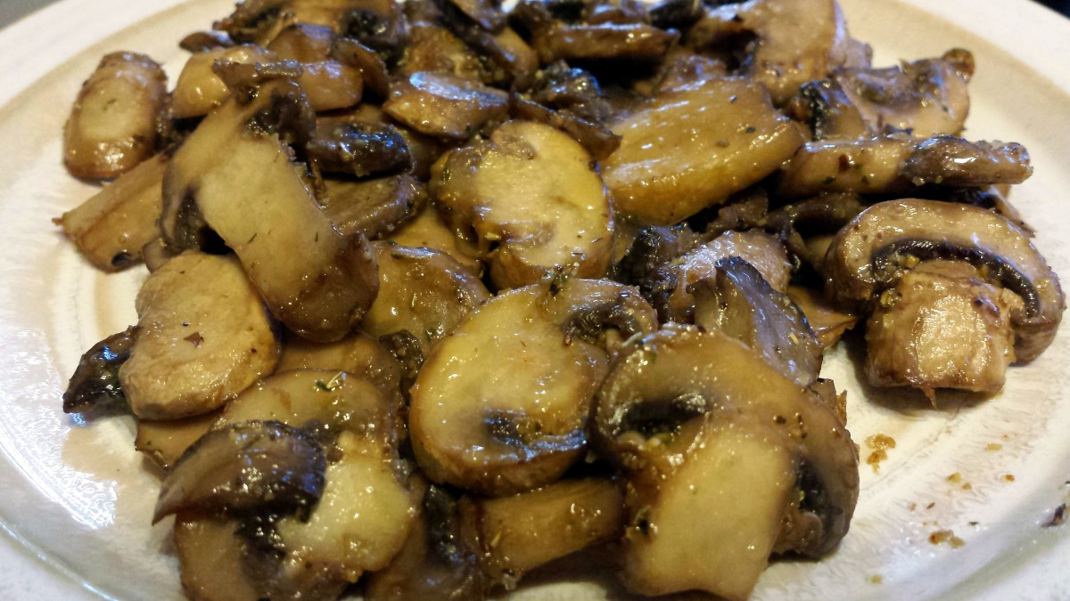 Easy and Delicious Sautéed Mushrooms
