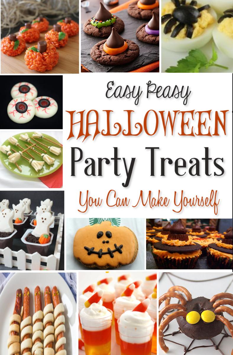 9+ halloween school party snack food ideas | delishably