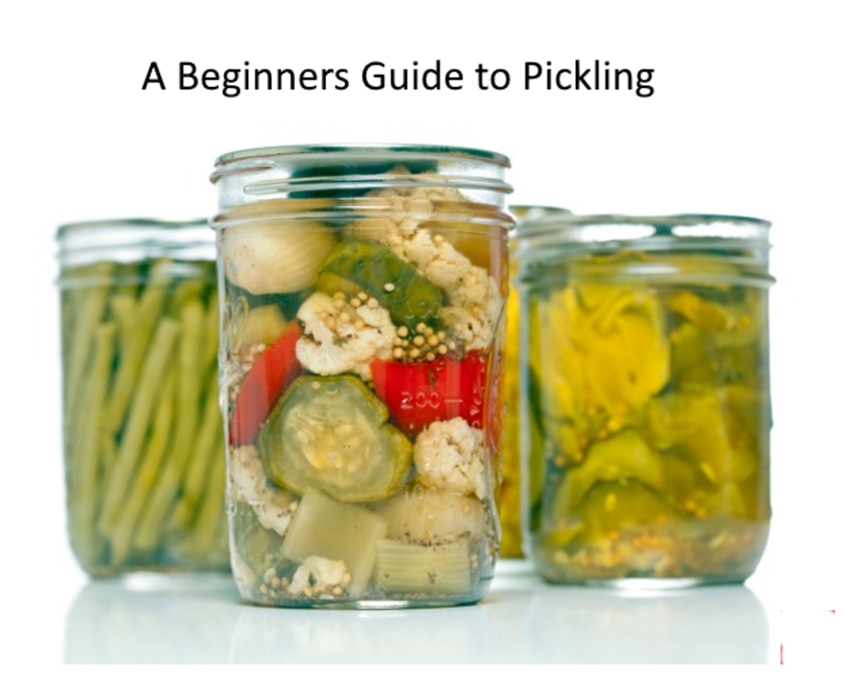 Why Pickled Foods Are Good for You and How to Make Cultured Vegetables
