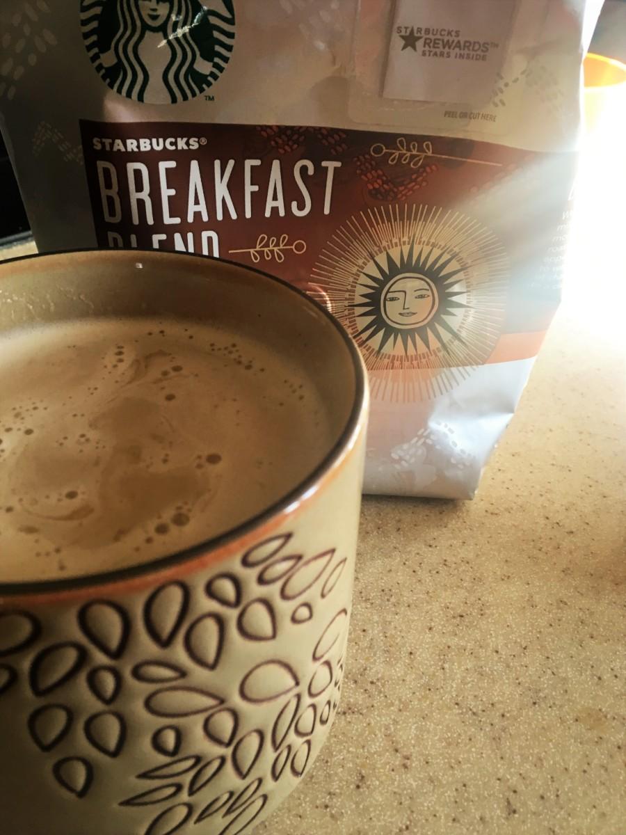 Starbucks Caramel Macchiato Recipe