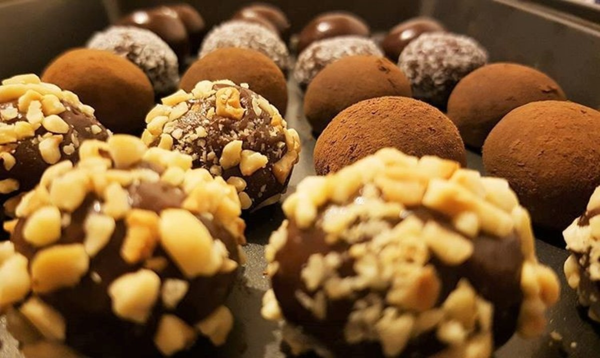 How to Make Brigadeiro Balls: Easy Brazilian Brigadeiro Recipe