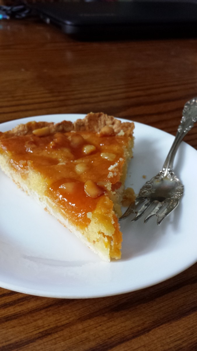 Apricot Frangipane: Would a Tart By Any Other Name Taste as Sweet?