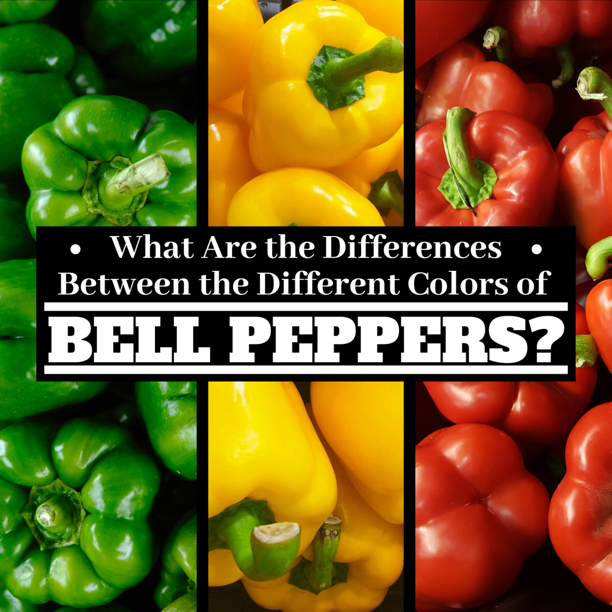 Green, red, yellow, orange . . . what's the difference?
