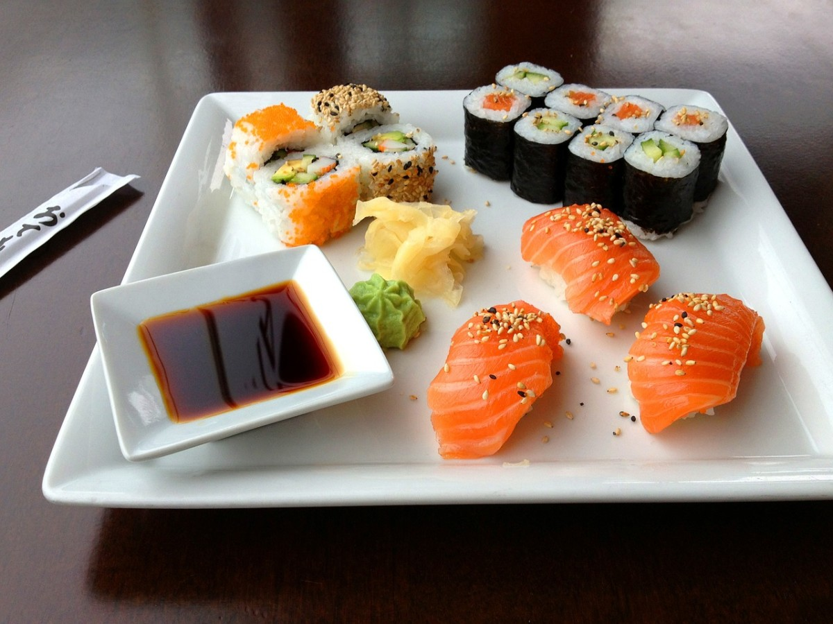 3 Common Misconceptions About Sushi