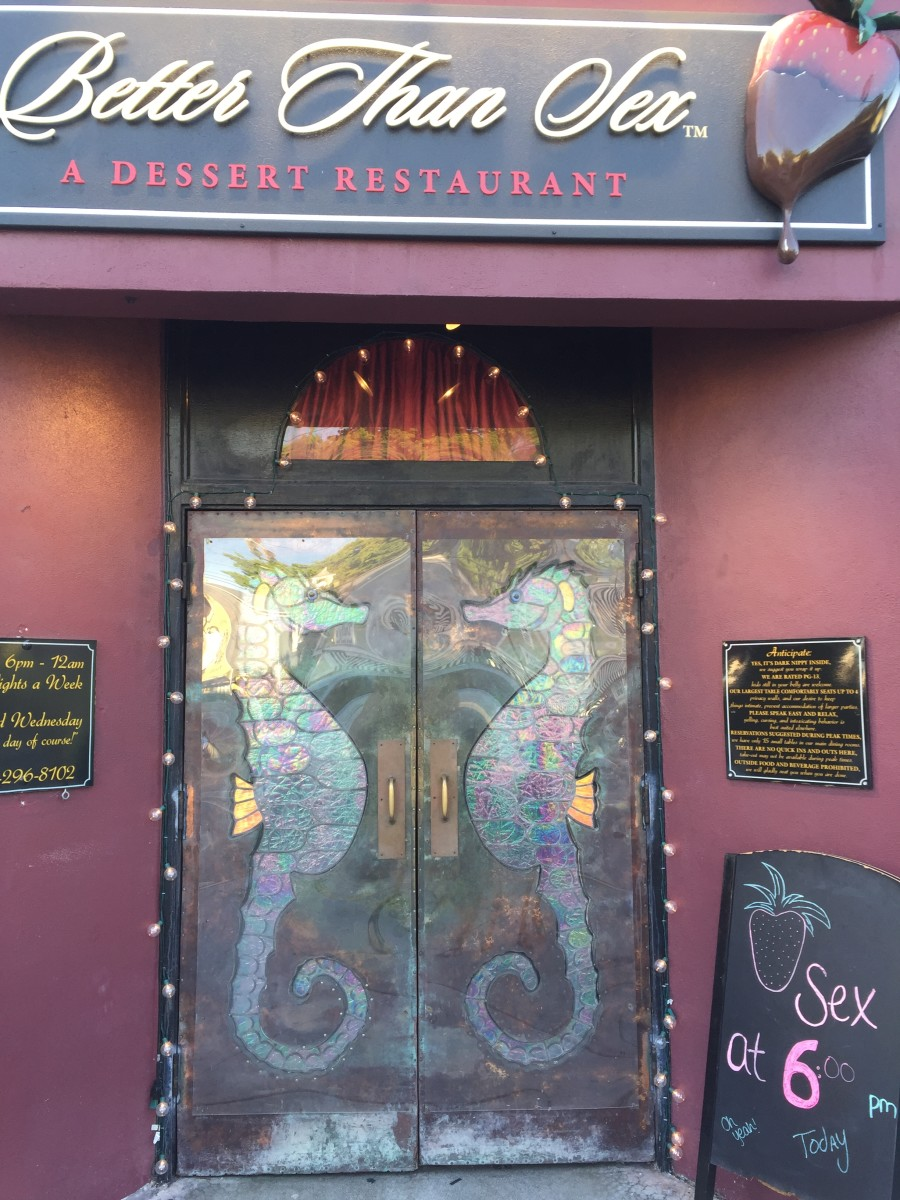 A Review of Better Than Sex, a Restaurant in Key West, Florida