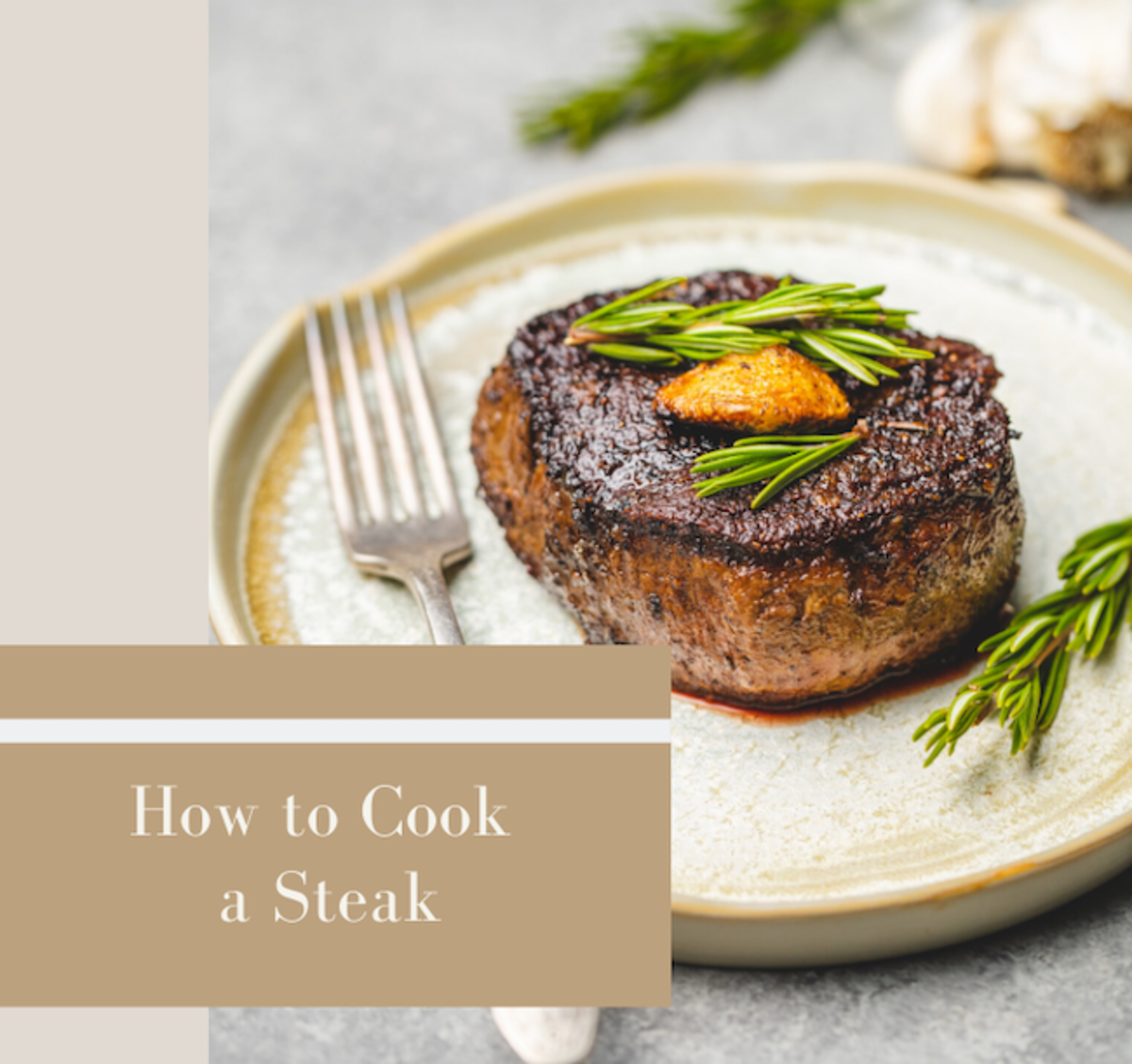 I guarantee that these methods will result in the best tasting steak.