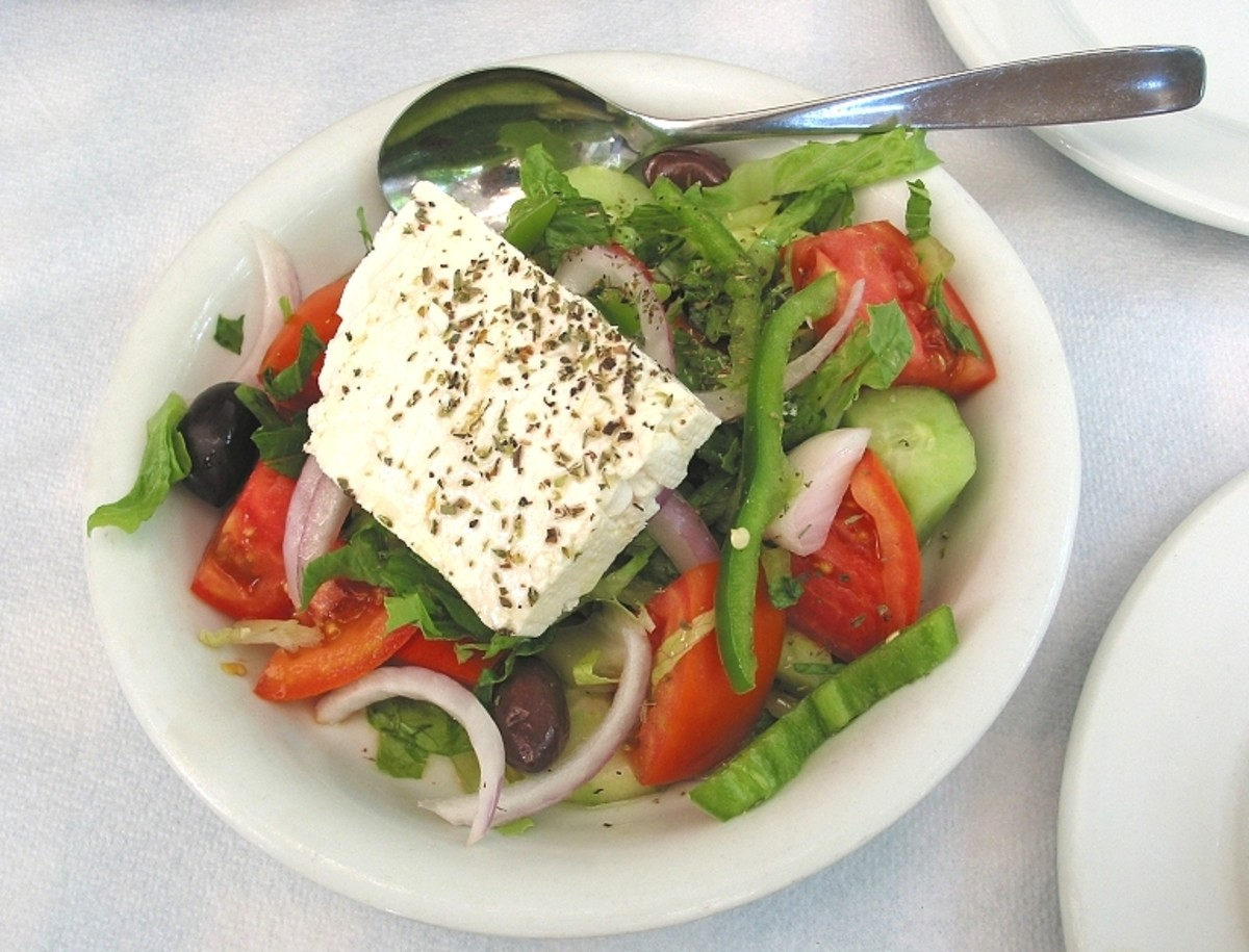 The Mediterranean Diet: How Eating Greek Food Is the Easiest Way to Go Vegetarian