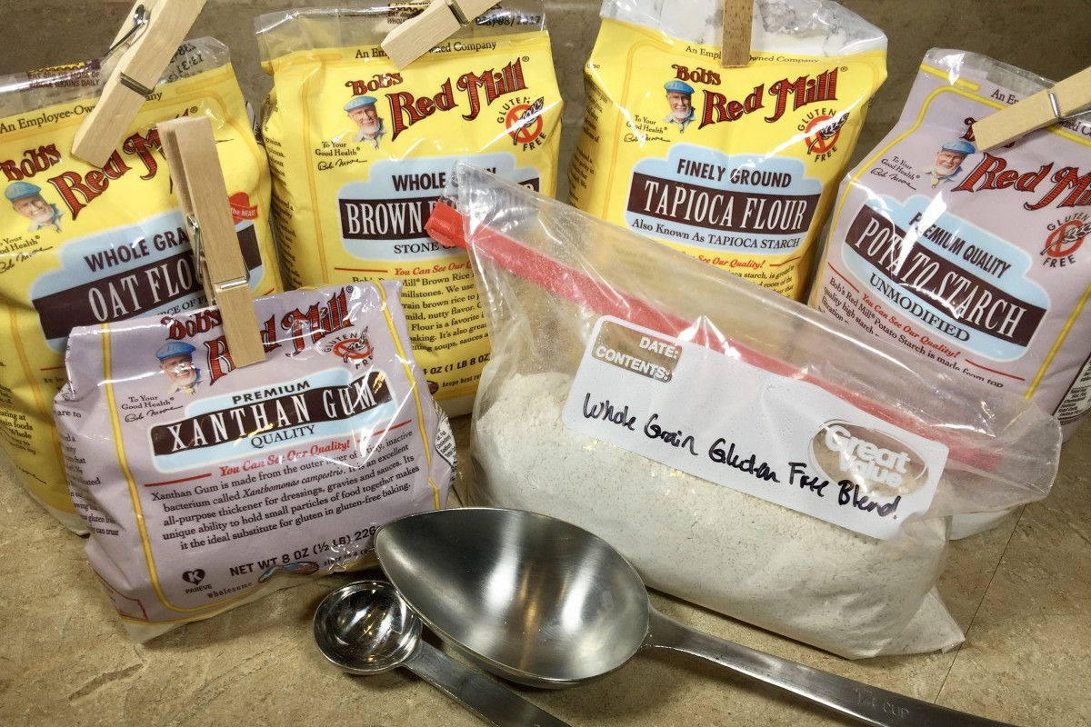 How to Make Whole-Grain, Gluten-Free Flour at Home