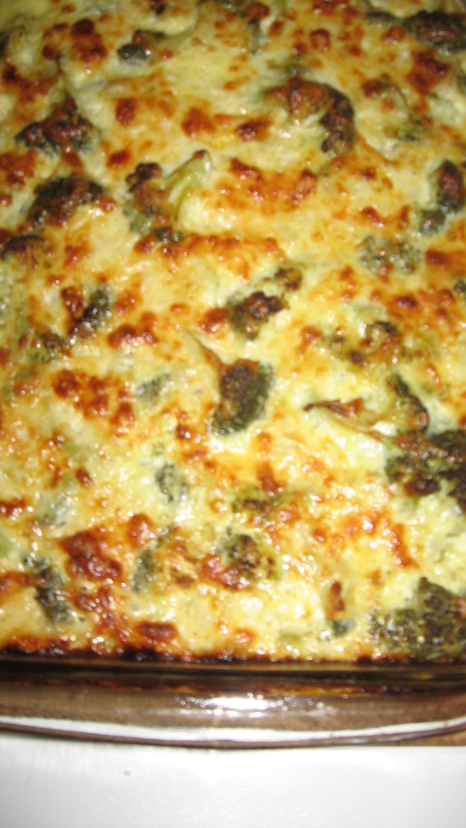 George H.W. Bush Broccoli Casserole