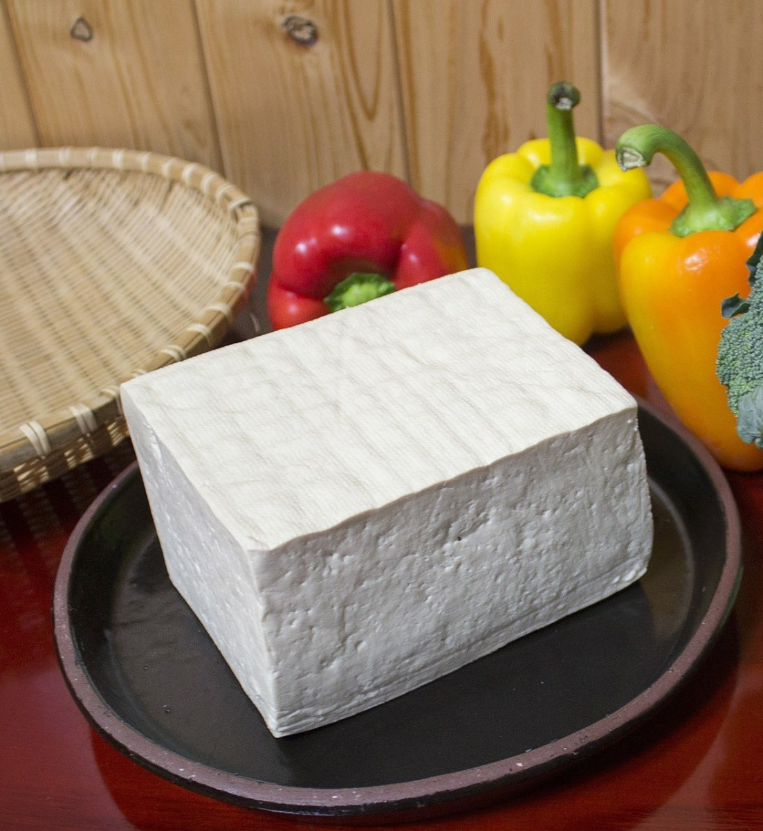 Depending on your current soy stance, this block of tofu might inspire oohs and ahs or icks and ews. But I'm convinced there's a tofu dish for everyone.
