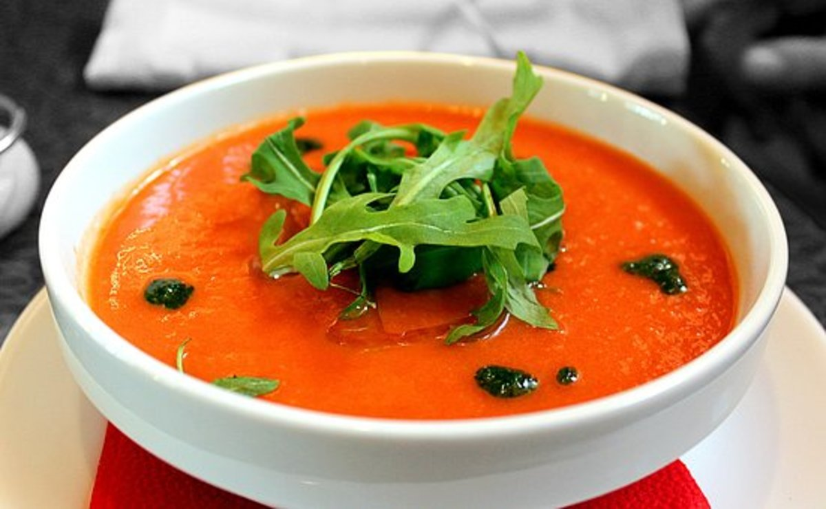 Exploring Gazpacho: The Salad in a Glass