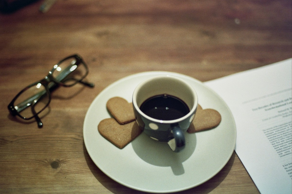 Will that cup of coffee and a few biscuits be enough to take the edge of the mid-afternoon munchies?