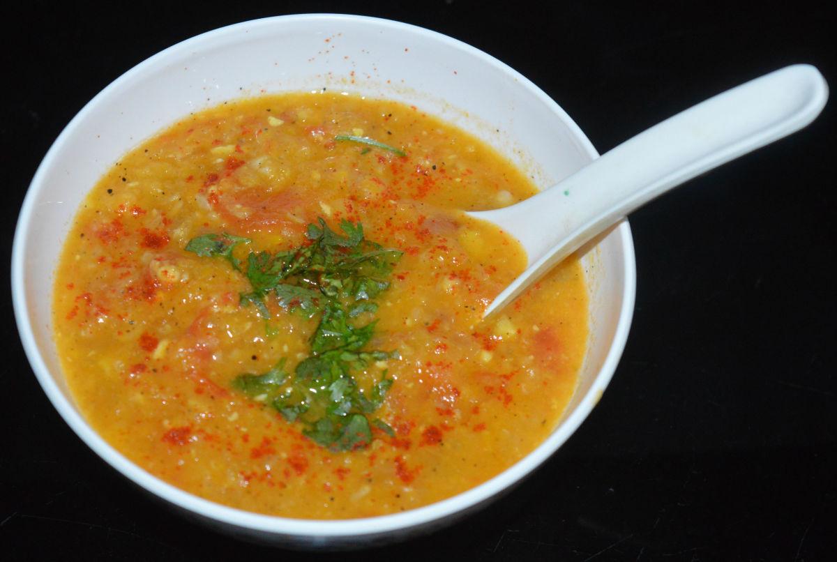 How to Make Sweet Corn Tomato Chowder