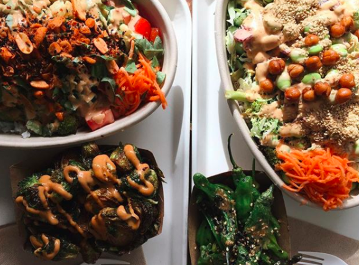 The Best Vegan Eats in Boston