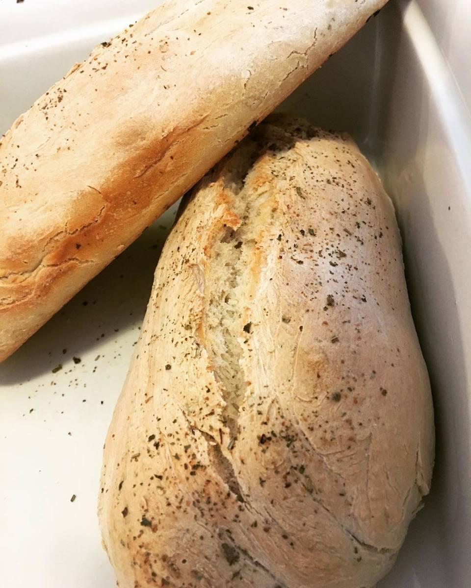 The Best Italian Bread Recipe Ever