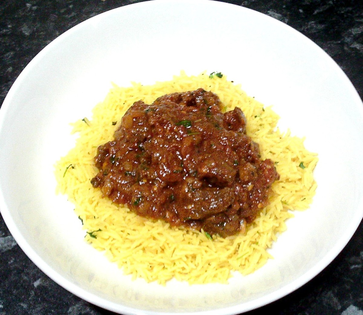 Indian Goat Curry Recipe - Bhuna