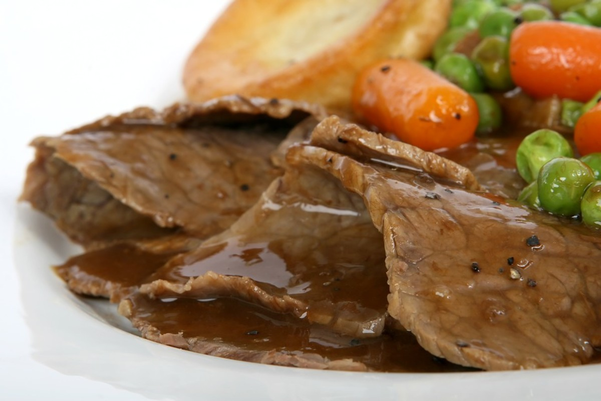 Exploring Pot Roast: History of a Yankee Classic Plus 4 Variations