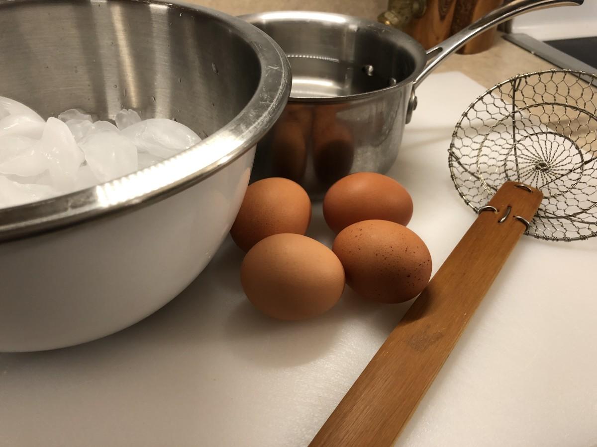 How to Hard Boil Eggs for Easy Peeling