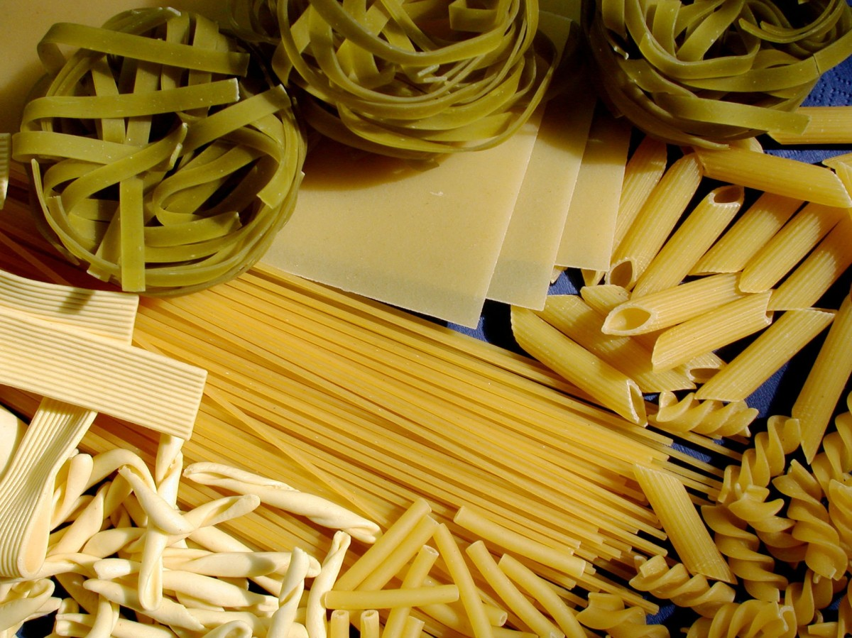 Pastabilities: How to Pair Pasta Shapes and Sauces
