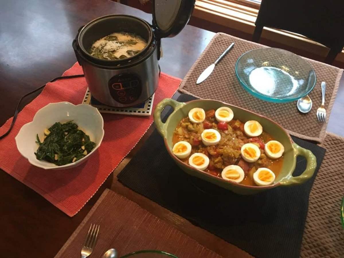 Pondichéry Egg Curry Recipe