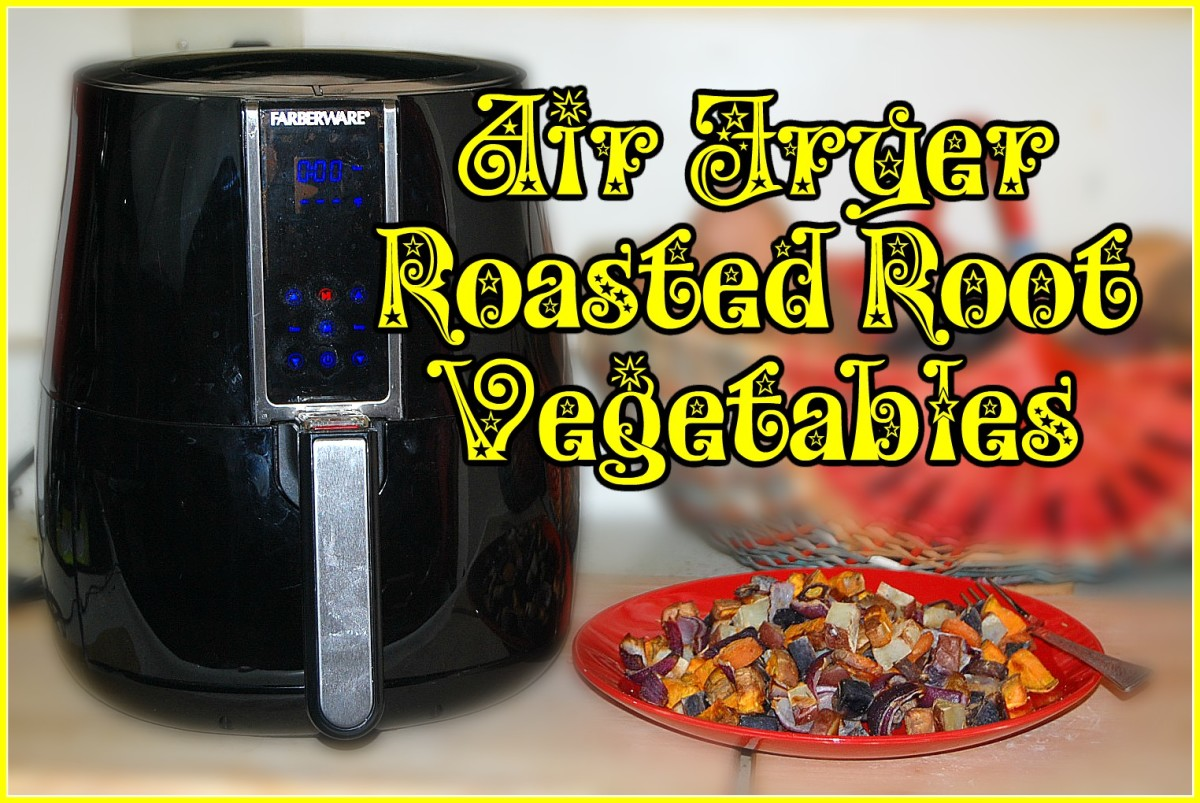 How to Easily Roast Root Vegetables in an Air Fryer