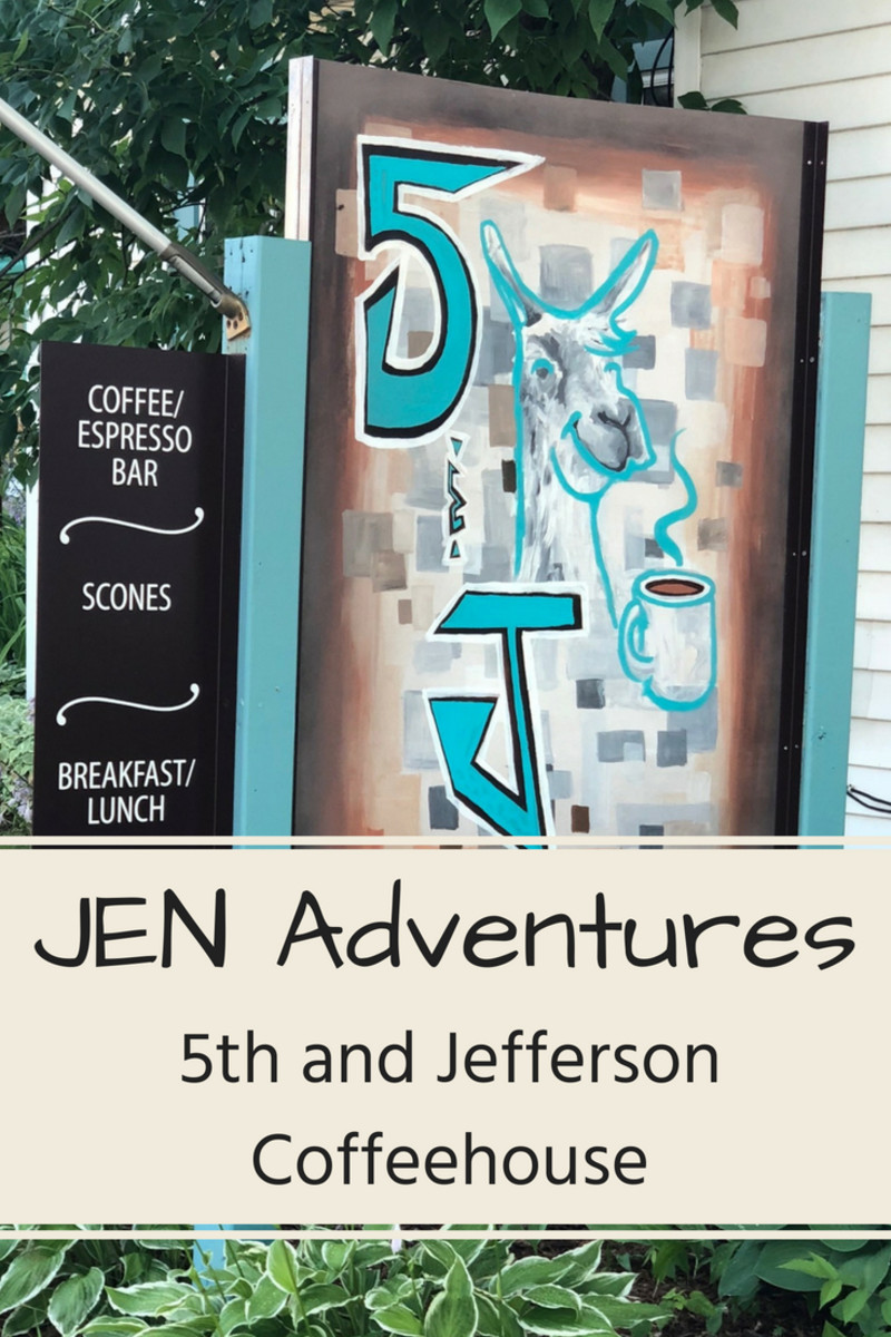 5th & Jefferson Coffeehouse Review (Sturgeon Bay, Wisconsin)