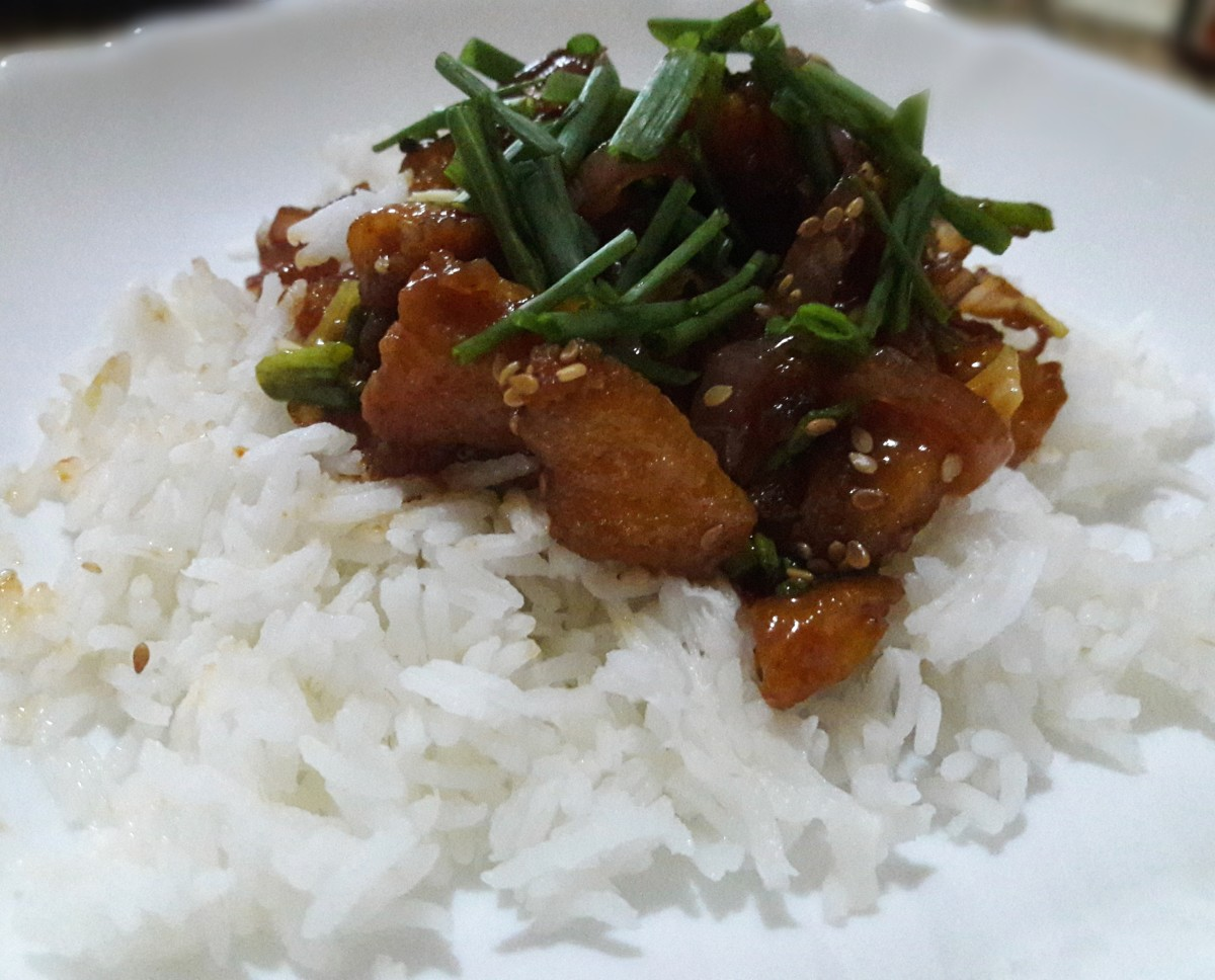 Easy Hot and Sour Tofu Recipe