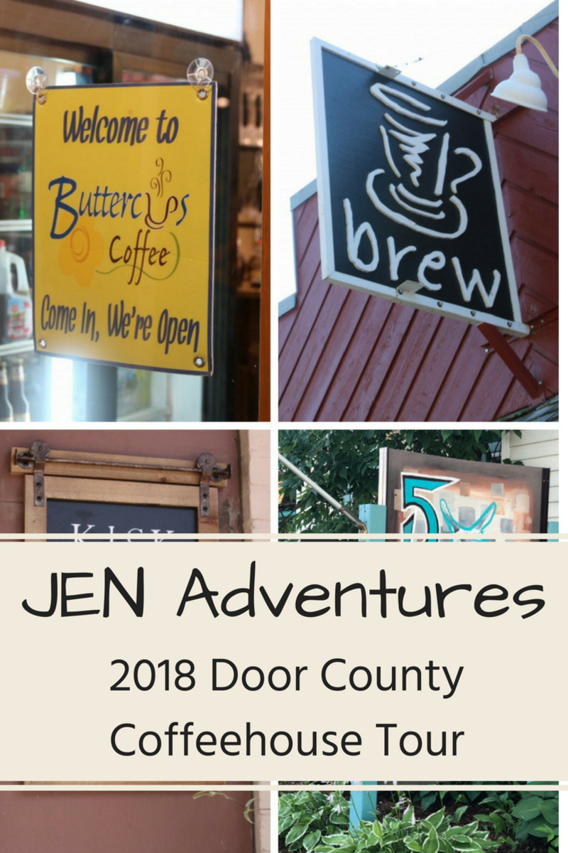 Door County Coffee House Tours
