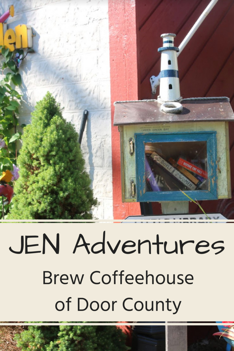 A Review of Brew Coffeehouse in Door County