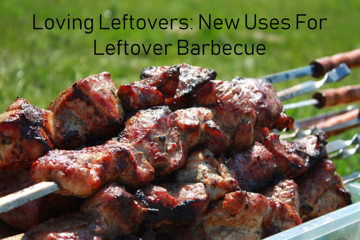 Loving Leftovers: New Uses for Leftover Barbecue