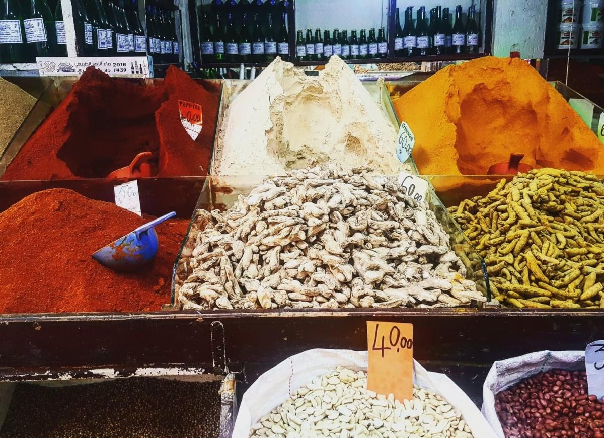 Spice Pillars of Moroccan Cuisine