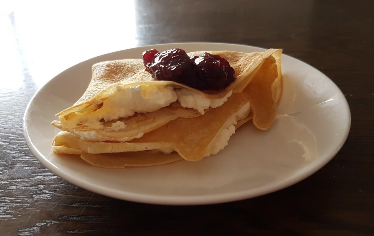 How to Make Icelandic Pancakes