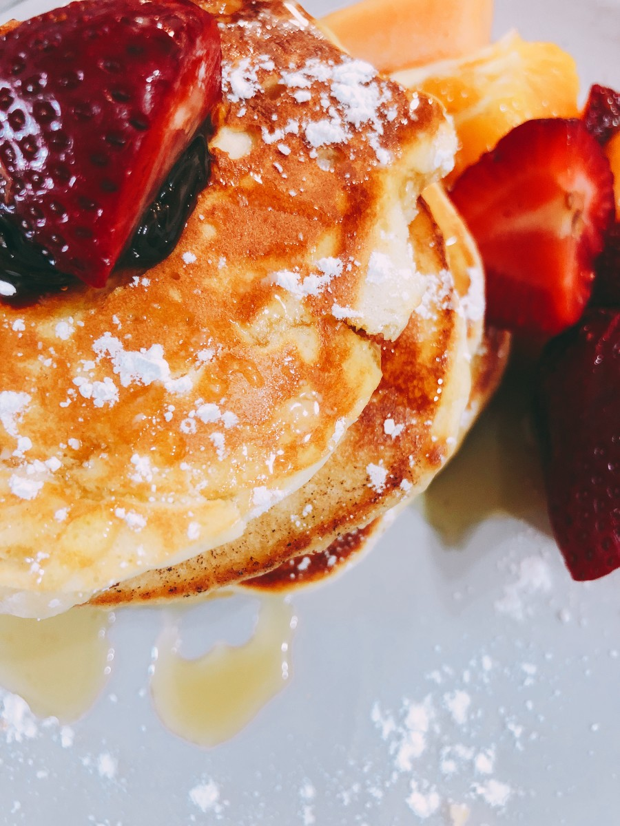 Don't these pancakes look delicious!