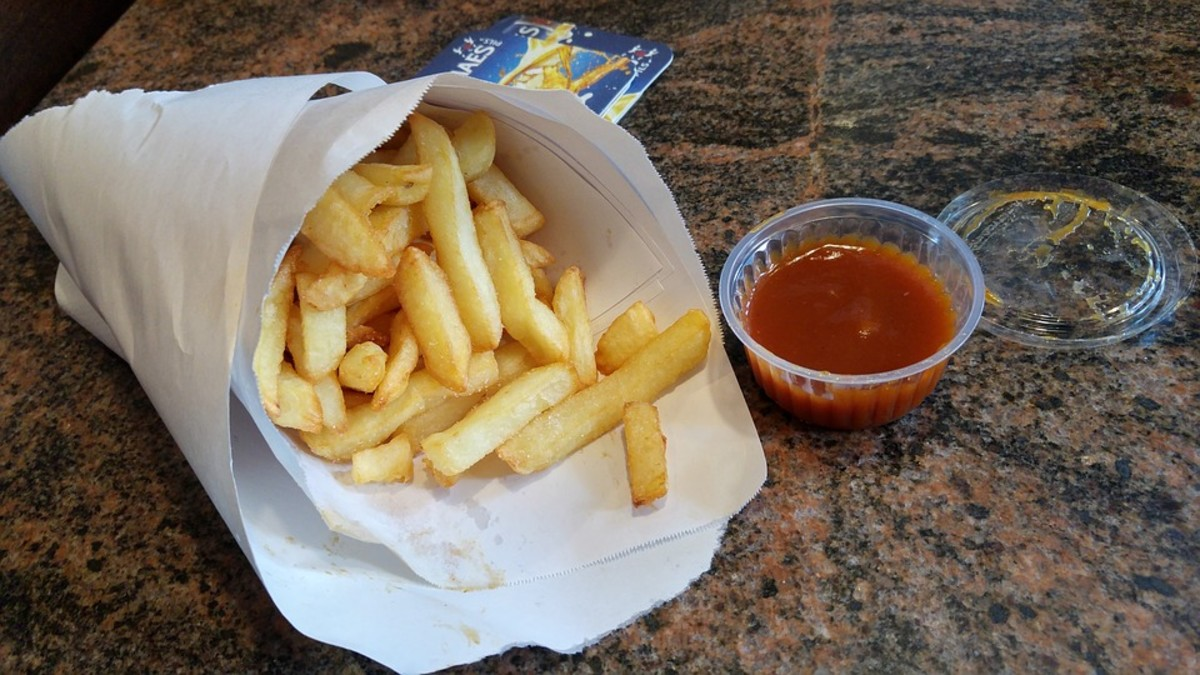 Is It French Fries or Belgian Frites?