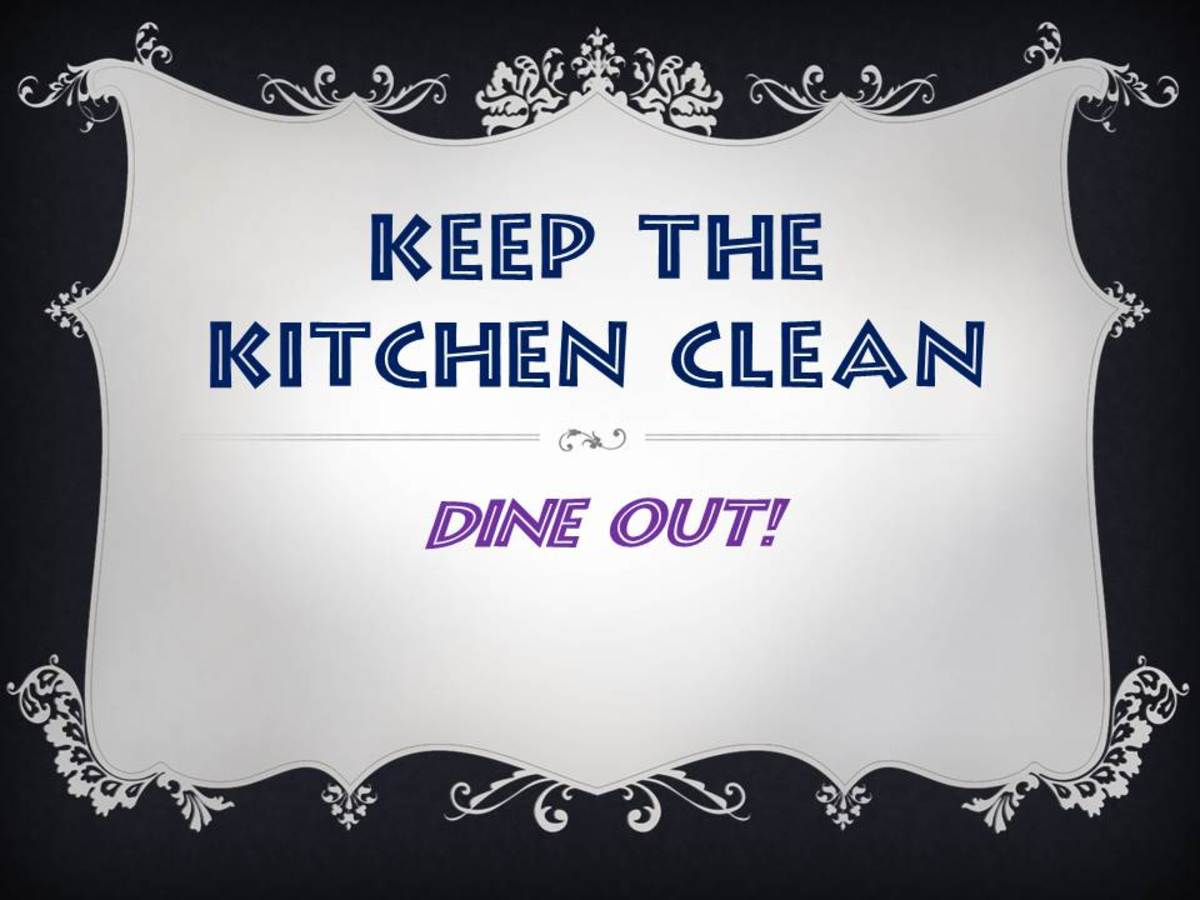 Dine out and eat clean with these tips!