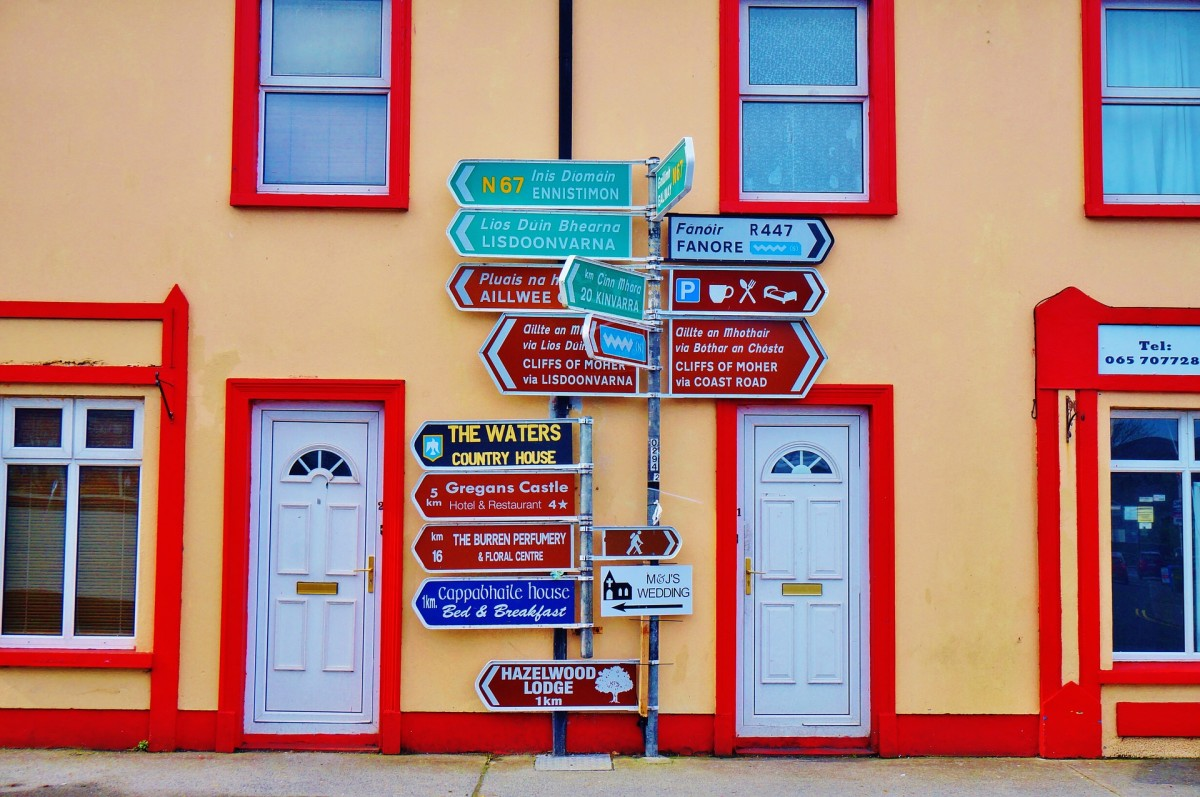 If you're traveling in Galway, why not plan a food tour in addition to your sightseeing?