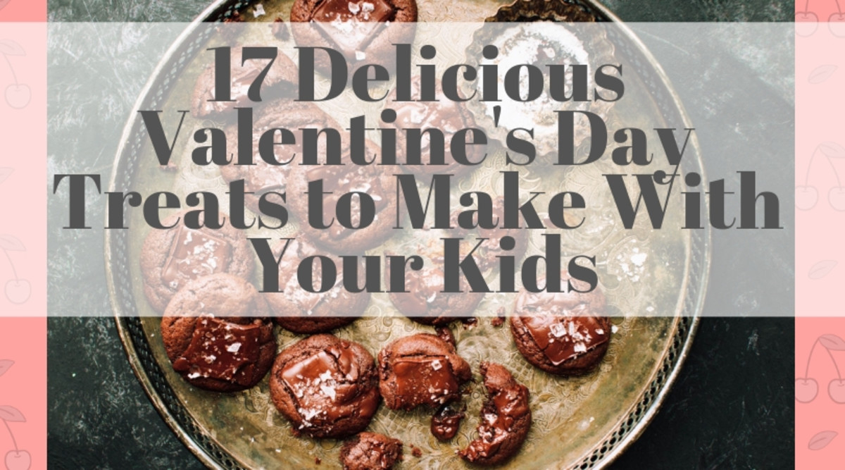 These treats are excellent for making Valentine's Day even better.