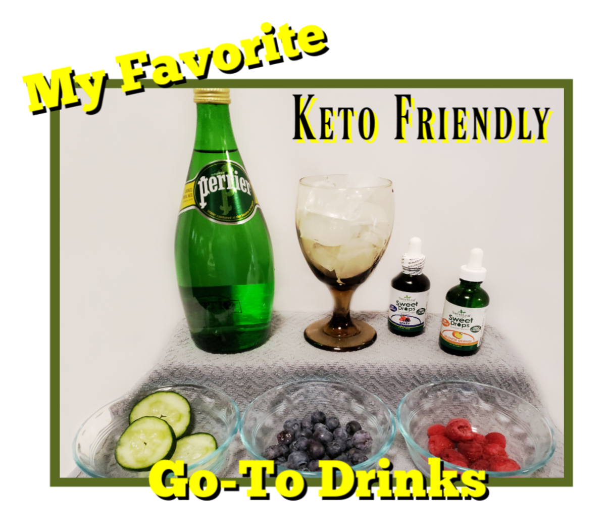 My Favorite Keto Go-To Drinks