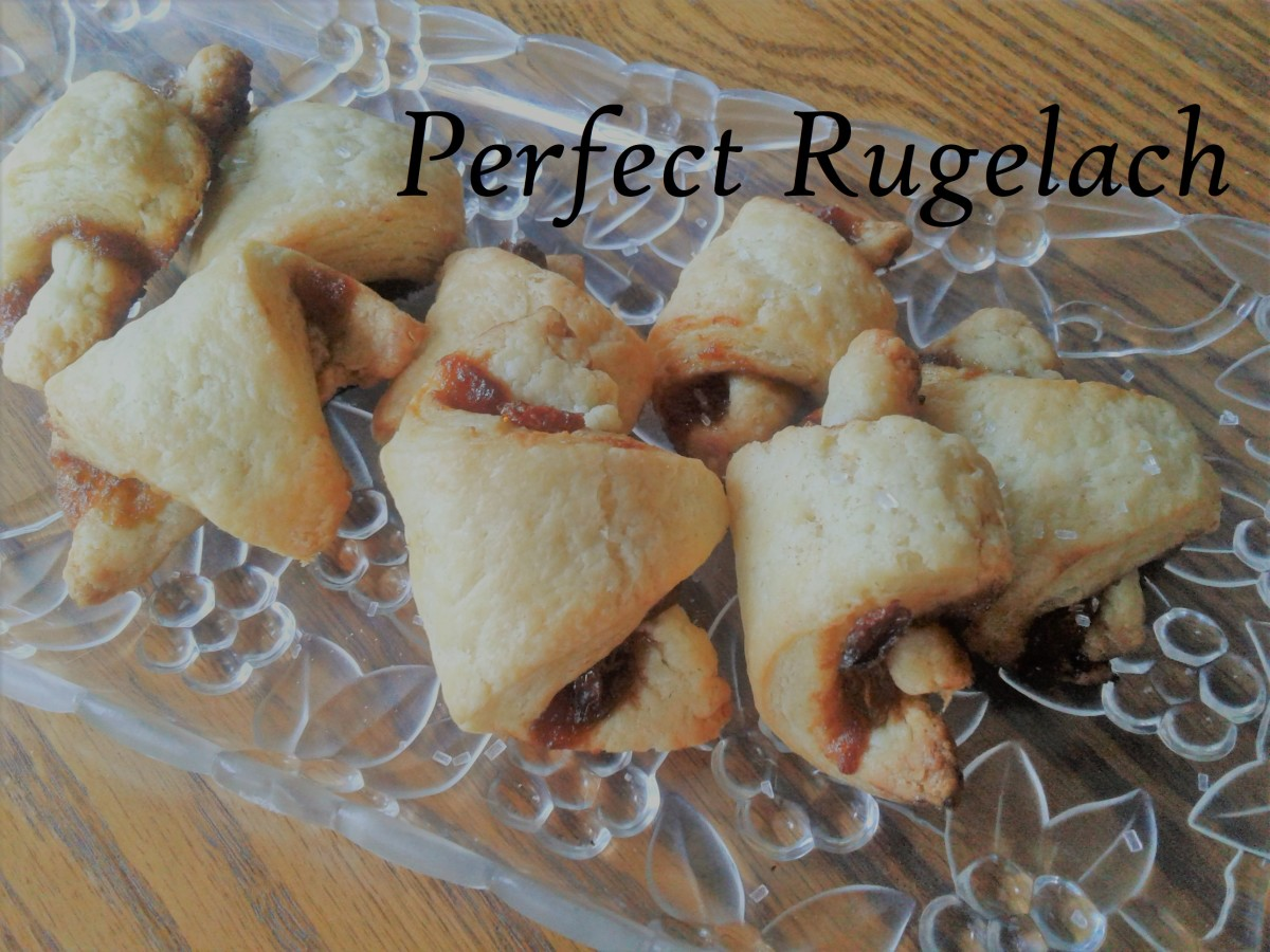 Perfect Rugelach