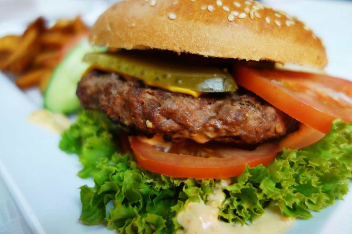 Tennessee Whiskey Burger