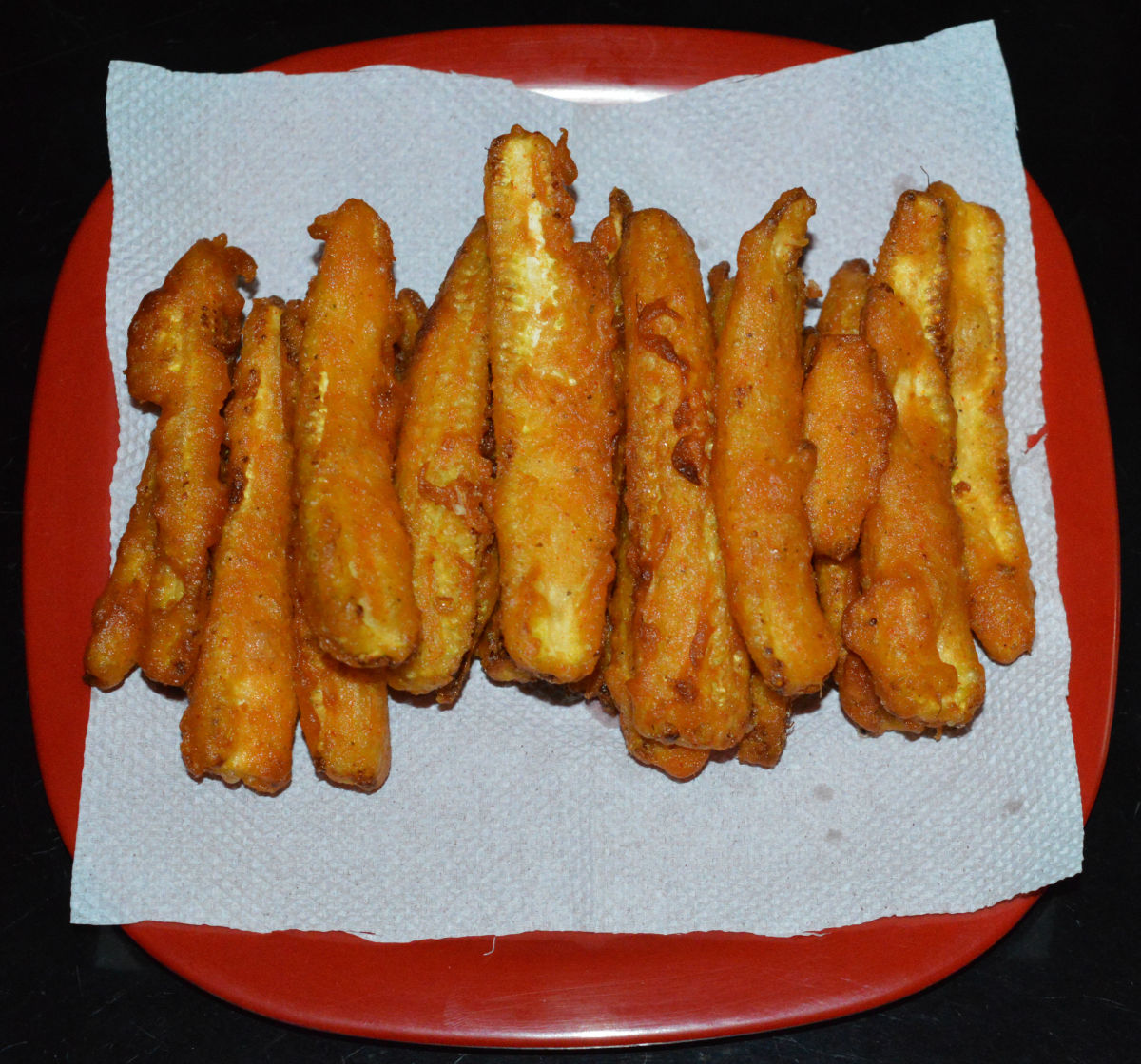 How to Make Golden-Fried Baby Corn (Baby Corn Golden Fingers)